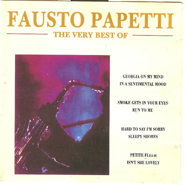 Fausto Papetti - 1991 - The Very Best of Fausto Papetti