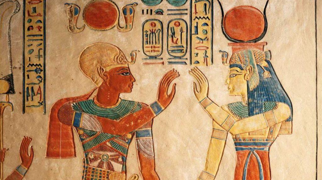Все самое интересное о любви, сексе и браке в Древнем Египте
